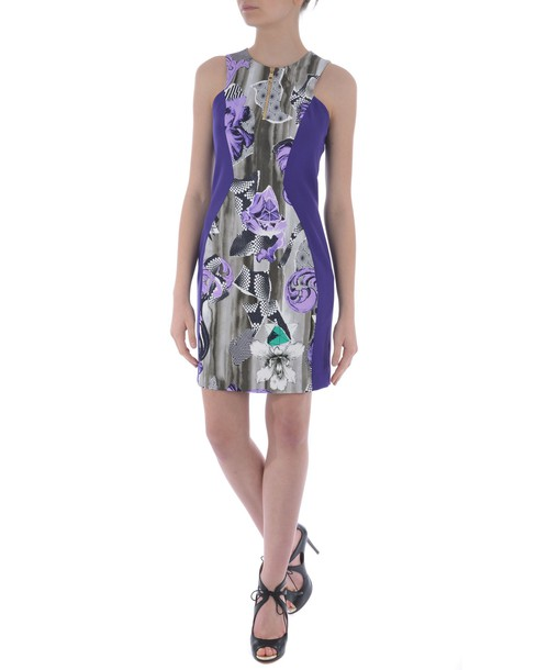 Versace Collection dress printed dress