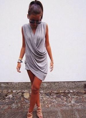 Lindy atraverse dress