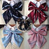 scarf,lolita,back to school,uniform,japanese,tie
