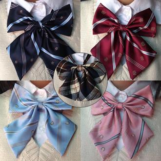 scarf lolita back to school uniform japanese tie