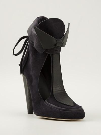 Isabel Marant Sculpted Ankle Boots - Eraldo - Farfetch.com