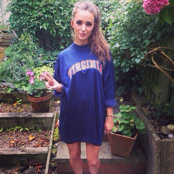 vintage american oversized sweater
