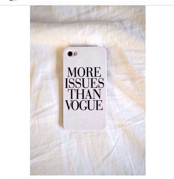 phone cover black and white phone cover r vogue