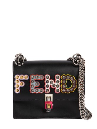 studded bag leather bag leather black