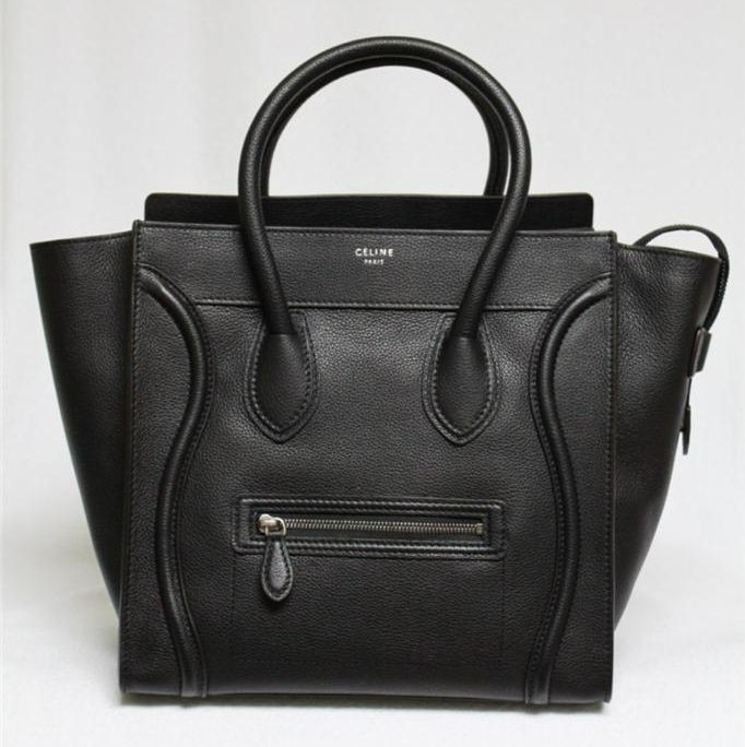 celine bag luggage bag
