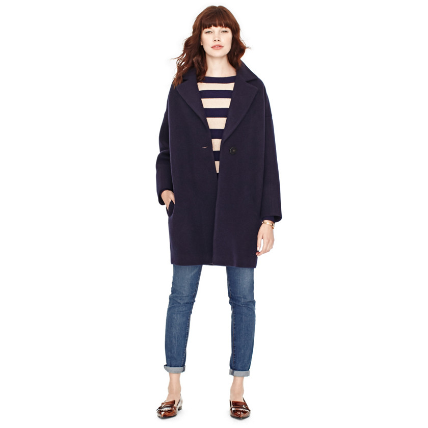 Fossil Morgan Cocoon Coat WC5261 | FOSSIL®