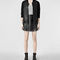Allsaints sens leather skirt | womens skirts