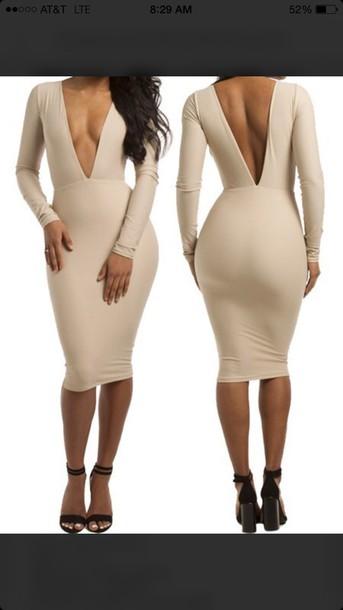 dress bodycon dress midi skirt midi dress