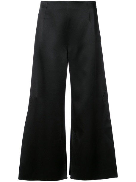 Roland Mouret women black pants