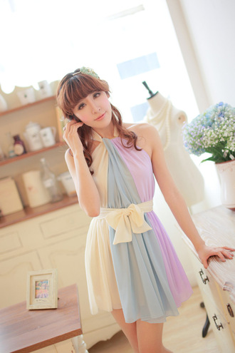dress kawaii cute korean