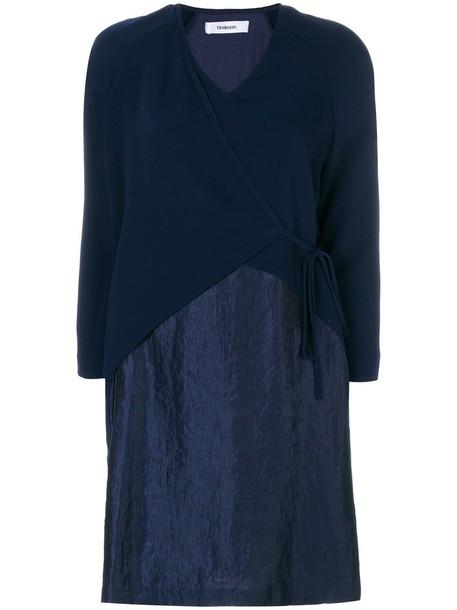 dress short dress short women blue