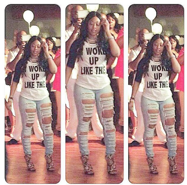 top trina flawless quote on it shirt