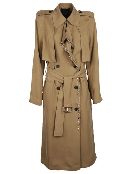 Alexander Wang coat trench coat brown
