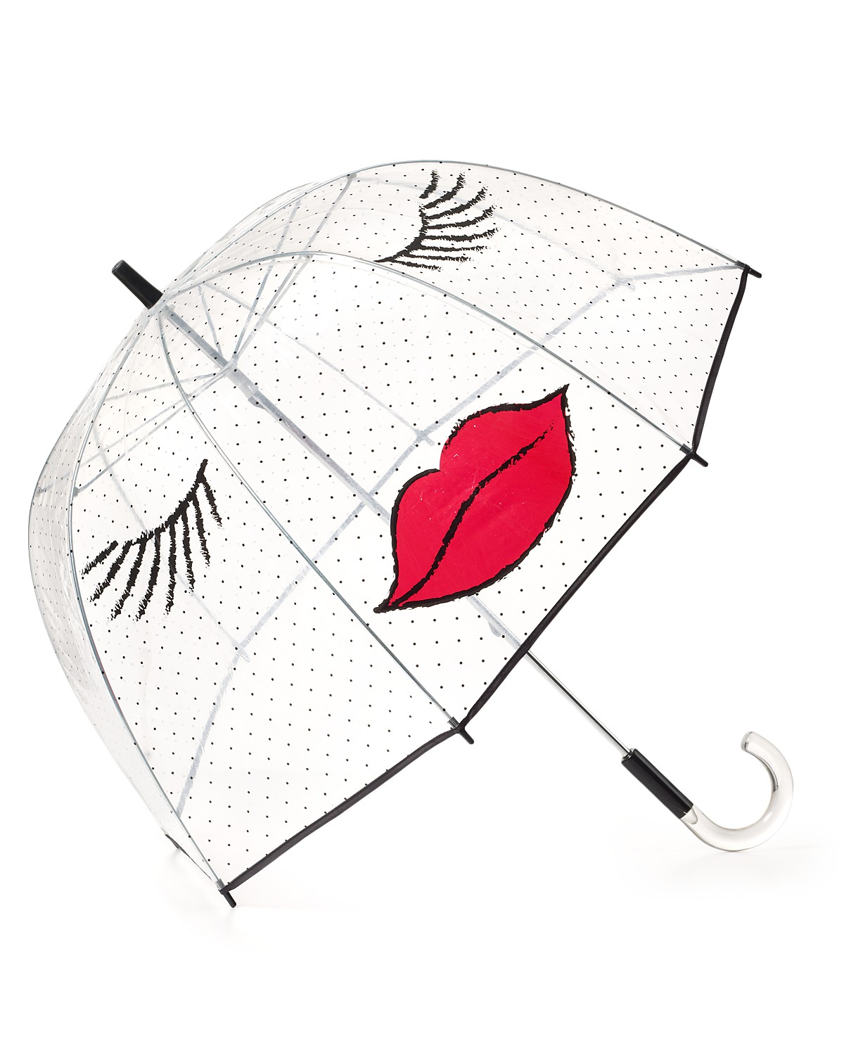 Felix Rey Kissy Face Umbrella | Bloomingdale's