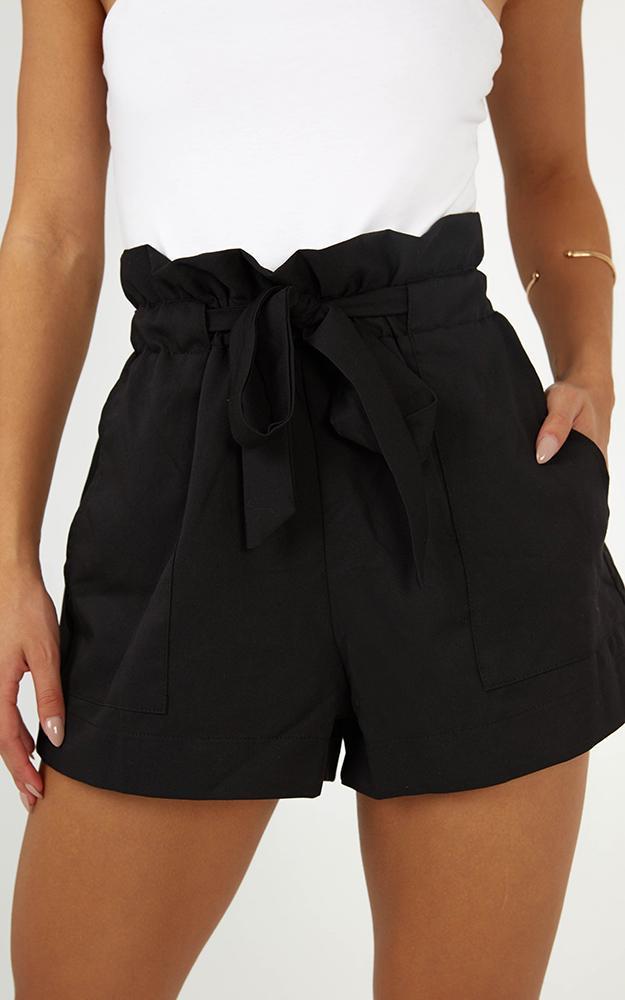 Showpo All Rounder shorts in Black - 14 (XL) Shorts