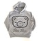 Bear bear hoodie