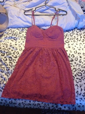 dress summer dress sunmer outfit red dress red lace dress