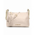 Vanilla MICHAEL Michael Kors Small Weston Pebbled Messenger Bag