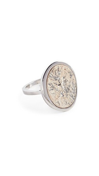stone ring ring silver jewels