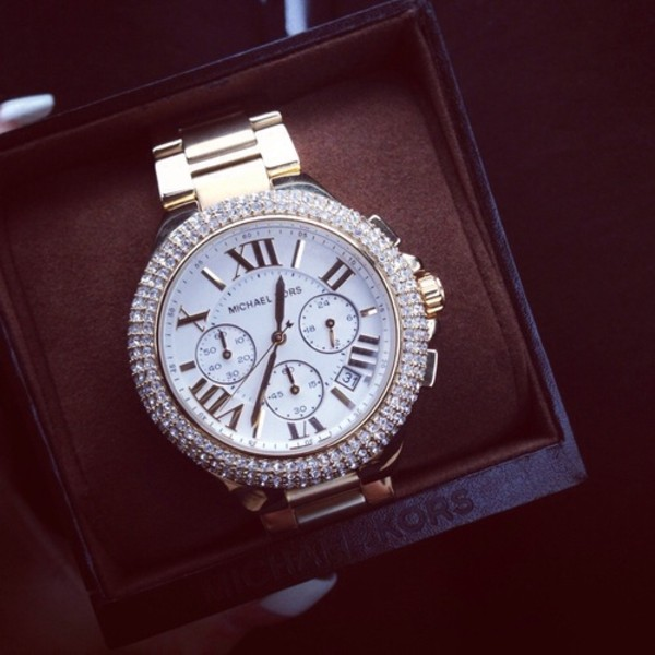 jewels michael kors watch gold gold watch