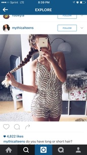 romper,lace,silver,lace romper,white romper,jumpsuit,women playsuit,gold jumpsuit,silver playsuit,v neck jumpsuit,pom pom playsuit,sexy playsuits,sexy women playsuit,deep v neck playsuit,sexy jumpsuit,sexy jeans,backless jumsuit jumpsuit,v neck rompers
