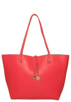 Fuchsia Shopping Bag - rouge - Zalando.de