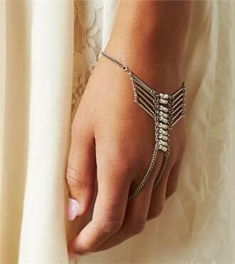 jewels arrow arrow jewelry hand jewelry boho arrows