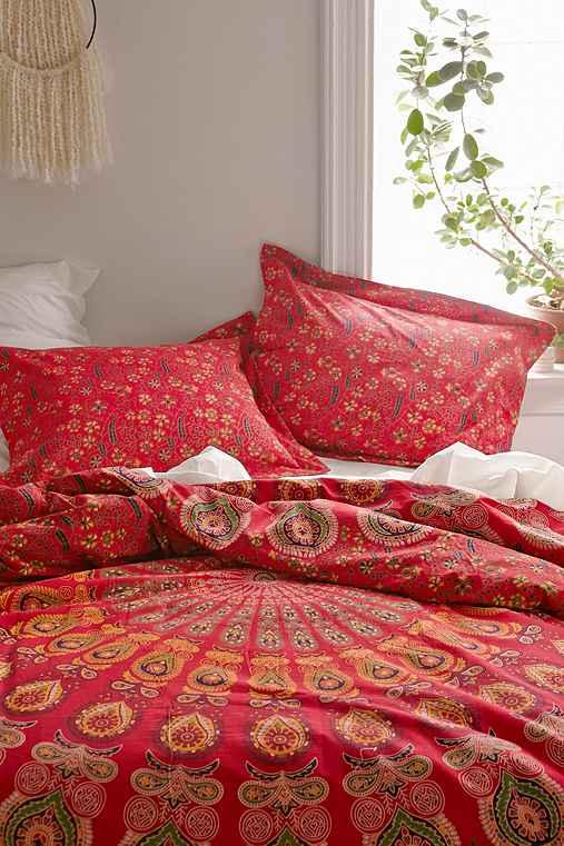 Tapestry Medallion Duvet Cover Urban Outfitters
