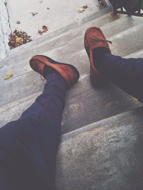 shoes brown shoes mens shoes moccasins Mens slippers