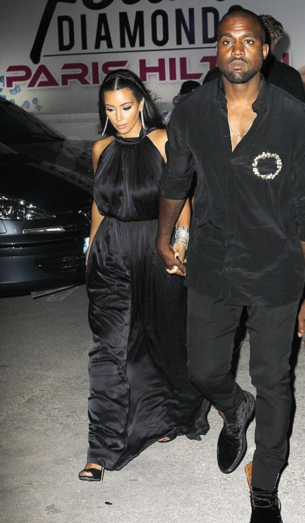 kim kardashian dress evening dress black dress
