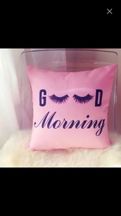 home accessory,pillow,pink,cute