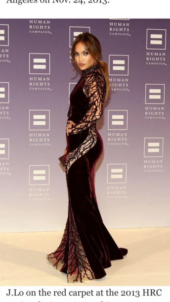 Dress: jennifer lopez, long dress, gown, sexy, black dress ...
