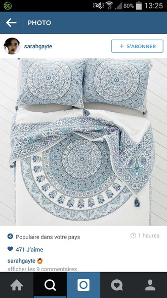 home accessory clothes bedding bedroom accessories white dress blue dress home decor instagram