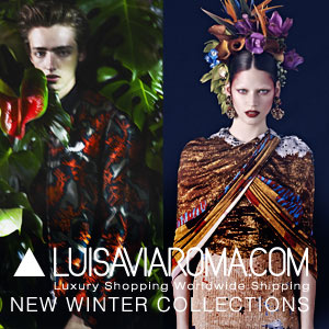 LUISAVIAROMA - LUXURY SHOPPING WORLDWIDE SHIPPING - FLORENCE
