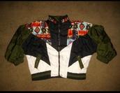 jacket,adidas,puma,vintage,nylon,windbreaker,neon,aztec,Reebok,sportswear,90s style,80s style