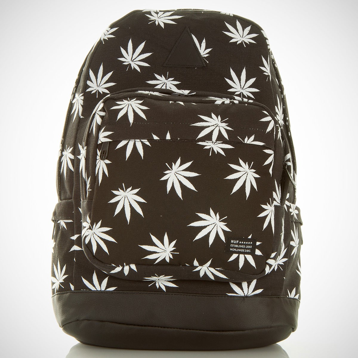 Huf Plantlife Backpack Black