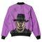 Future purple reign 3d sublimation print jacket