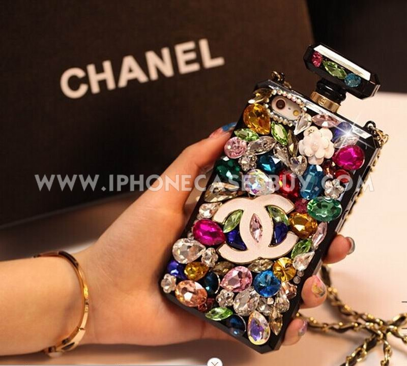 Chanel Desinger Perfume iPhone 6 Crystal Clear [IP6-150 ...