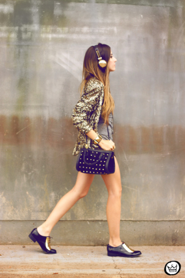 fashion coolture t-shirt shorts jacket bag shoes