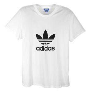 adidas Originals Trefoil S/S Logo T-Shirt - Men's at Footaction