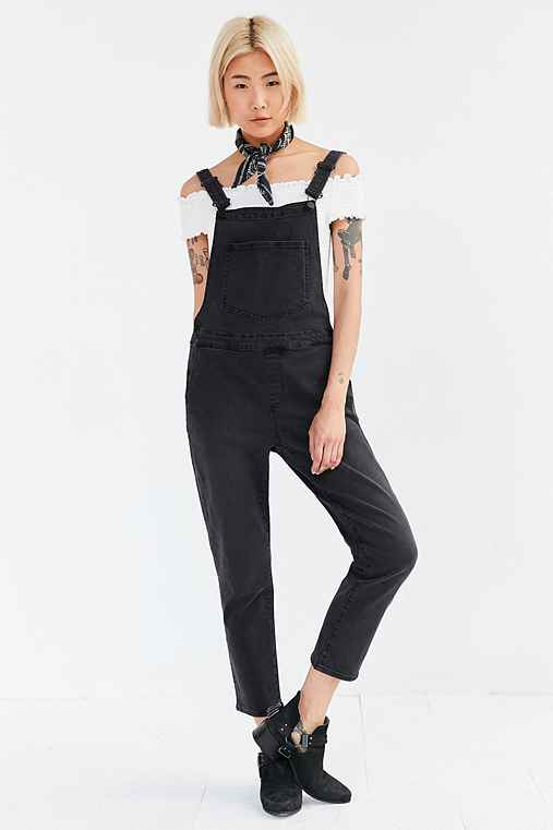 BDG Slim Crop Overall - Urban Outfitters