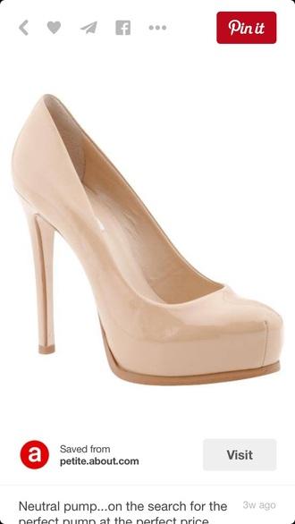shoes nude style heels pumps cute fashion high heel pumps platform pumps