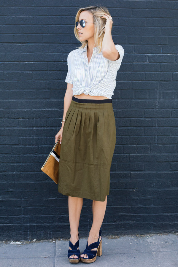 damsel in dior skirt bag jewels shoes shirt