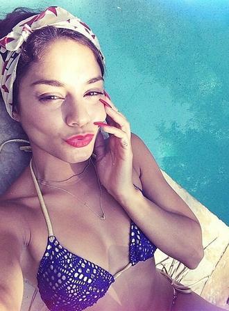 Vanessa Hudgens Bikini September 2017