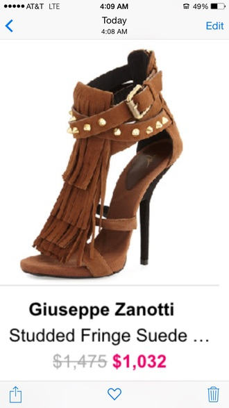 shoes guiseppe zanotti designer sexy shoes sandal heels rich fashion luxury fringe shoes