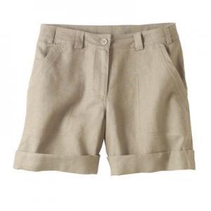 Comprar  » Short 100% lino Bio* - Compra online precios precio  » Short 100% lino Bio*