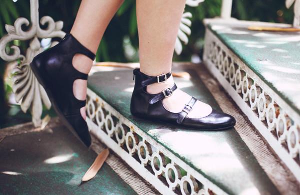 wish wish wish effrey campbell flats black shoes shoes