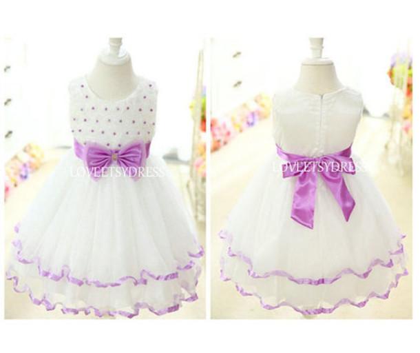 dress, party dress, ball gowns, children\'s day, flower girl dresses ...