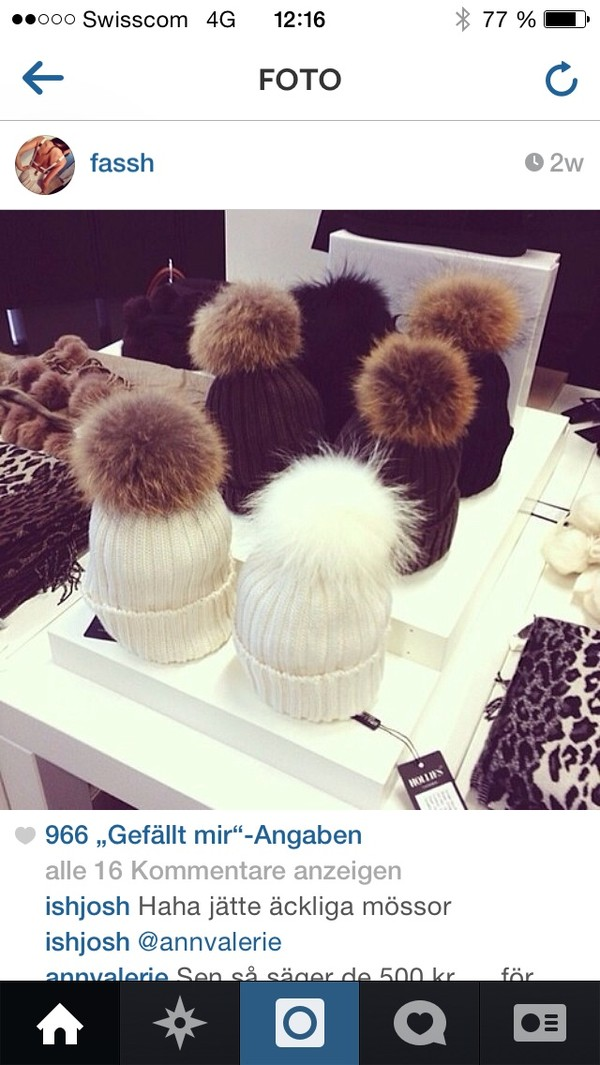 hat winter outfits fur fashion