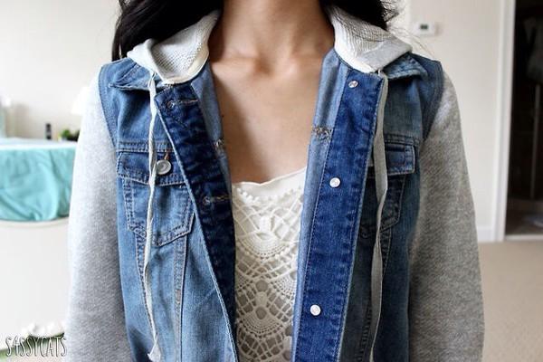 jacket denim jean jacket
